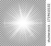 White Glowing Light Burst...