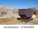 Ghost Town Of Bodie  California