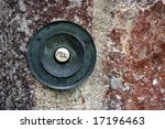 Pushbutton For Door Entry Into...