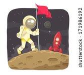 Space Adventurer Astronaut...