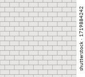 Grey Brick Wall Seamless Vector ...