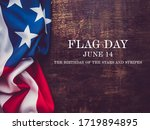 flag day. beautiful greeting... | Shutterstock . vector #1719894895