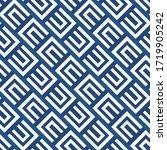 modern seamless geometric...   Shutterstock .eps vector #1719905242