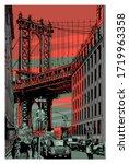View Of Manhattan Bridge From...