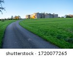 Small photo of Chirk Castle is a Grade I listed castle located at Chirk, near Wrexham, Wales