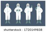 illustration set bundle of... | Shutterstock .eps vector #1720149838