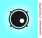 logo with a circle like a big...