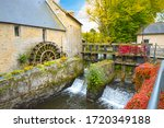 The Water Mill On The River...