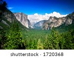 Tunnel View  Yosemite National...