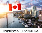 Canadian National Flag Overlay...