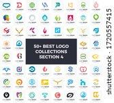 logo set modern and creative...   Shutterstock .eps vector #1720557415