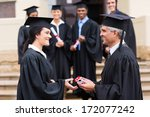 Cheerful Young Graduate...