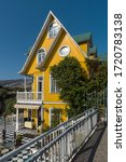 valparaiso  chile february 26 ... | Shutterstock . vector #1720783138