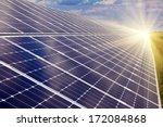 power plant using renewable... | Shutterstock . vector #172084868