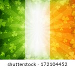Abstract Green Background For...