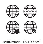 set of web icons  vector design