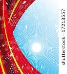 vector christmas background ... | Shutterstock .eps vector #17213557