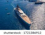 Aerial Photo Of Luxury Super...