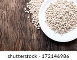 job's tear seed in the white... | Shutterstock . vector #172146986