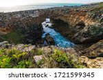 Landscape Of Hell\'s Mouth ...
