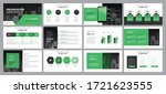 business presentation... | Shutterstock .eps vector #1721623555