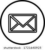 message  email  envelop vector...