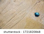 Close Up Of Natural Sand...