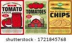 Tomato Sauce Ketchup And Potat...