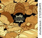 Freshly Baked Everyday Label...