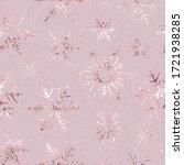 winter marble foil seamless... | Shutterstock .eps vector #1721938285