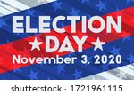 2020 united states of america...   Shutterstock .eps vector #1721961115