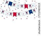 vector illustration. garland...   Shutterstock .eps vector #1721983315