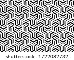 abstract geometric pattern. a... | Shutterstock .eps vector #1722082732