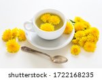 A Mug Of Healthy Dandelion Tea...