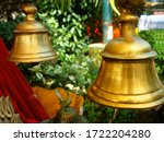 A Set Of Bells In A Store At...