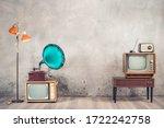Retro Analog Crt Televisions ...