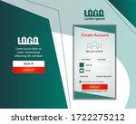 login. sign up. login form page....