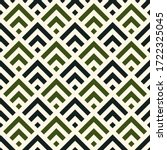 ethnic seamless pattern. folk... | Shutterstock .eps vector #1722325045