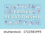 family relationship word...