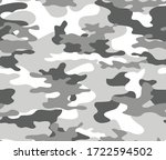 army gray military texture... | Shutterstock .eps vector #1722594502