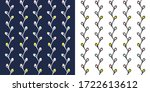 pattern with creative...   Shutterstock .eps vector #1722613612