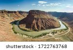 Big Bend In The Colorado River...