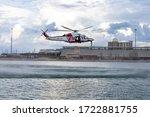 Coast Guard Exercise. Rescue...