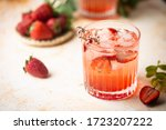 Refreshing Summer Drink With...