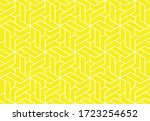 abstract geometric pattern with ...   Shutterstock . vector #1723254652