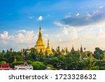 Yangon  Myanmar View Of...