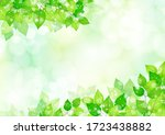 beautiful background of... | Shutterstock .eps vector #1723438882