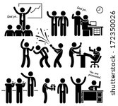 applause,black,bonus,boss,business,businessman,cartoon,celebrate,celebration,clapping,company,concept,dancing,drinking,employee