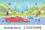 lifestyle city street outdoor...   Shutterstock .eps vector #1723570498