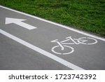 Bike Path  A Symbol Of A...
